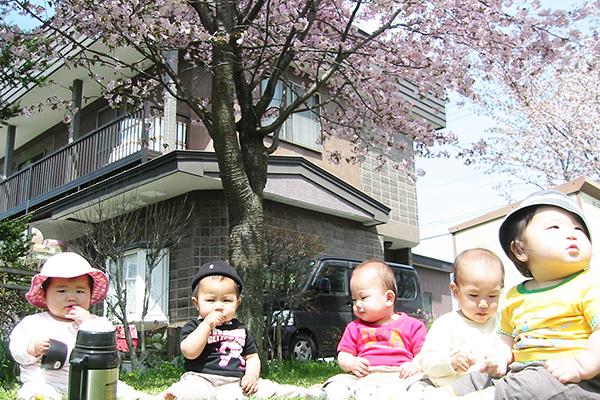 春の行事風景